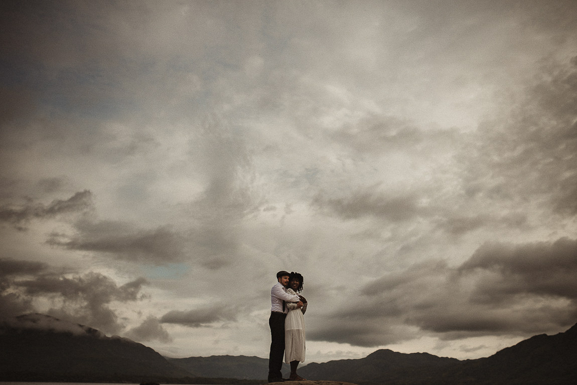 killarney elopement wedding photography ireland beautiful couple portraits love romantic ligtht 014