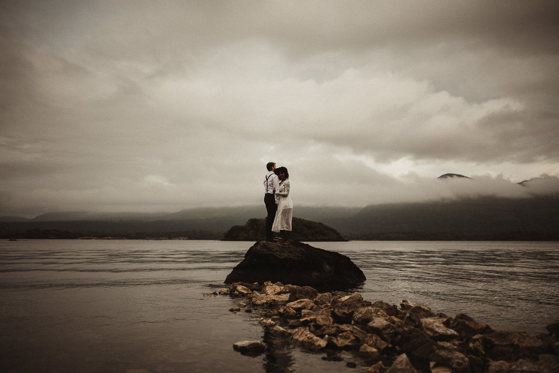 killarney elopement wedding photography ireland beautiful couple portraits love romantic ligtht 020