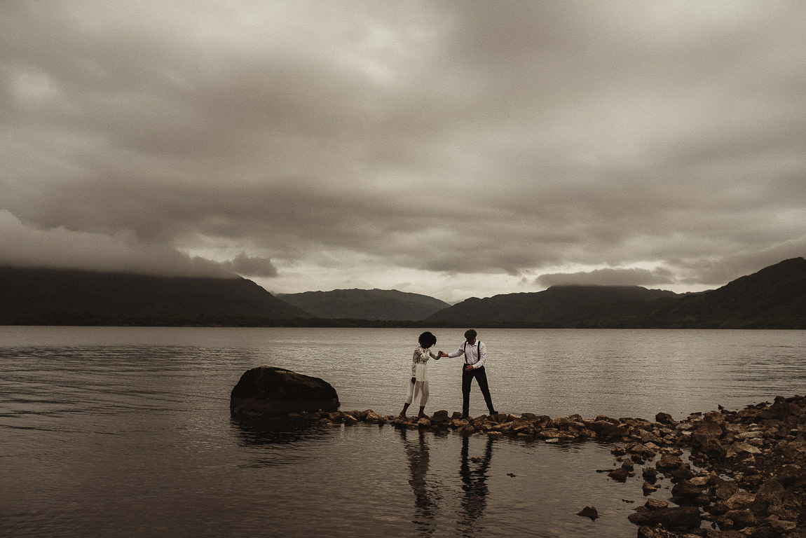 killarney elopement wedding photography ireland beautiful couple portraits love romantic ligtht 027