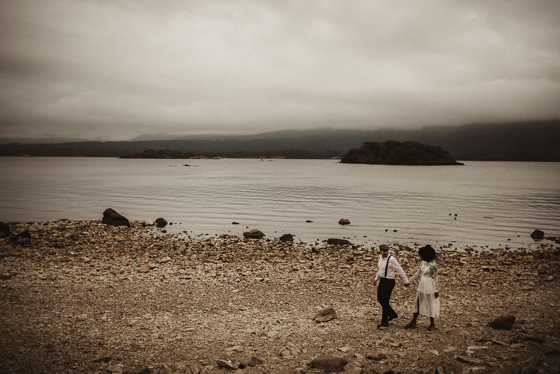killarney elopement wedding photography ireland beautiful couple portraits love romantic ligtht 029