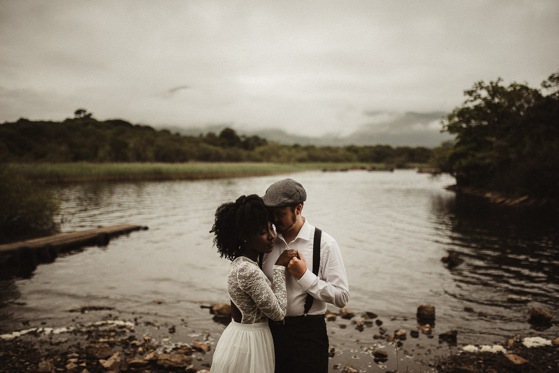 killarney elopement wedding photography ireland beautiful couple portraits love romantic ligtht 036