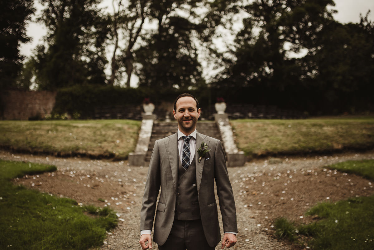 boyne hill house co meath wedding outdoor ceremony ireland alternative wedding 030