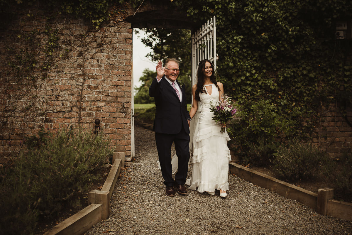 boyne hill house co meath wedding outdoor ceremony ireland alternative wedding 057