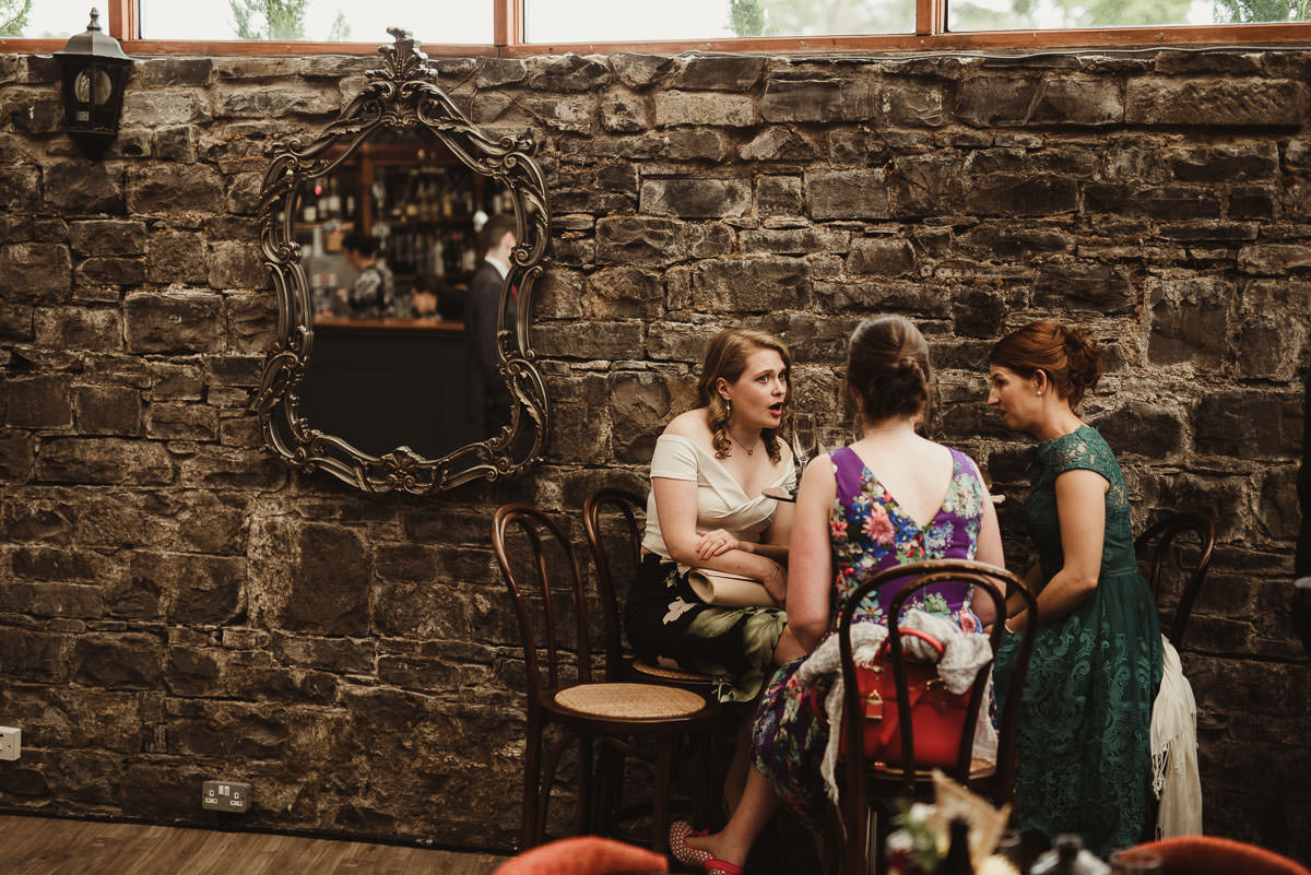 boyne hill house co meath wedding outdoor ceremony ireland alternative wedding 101