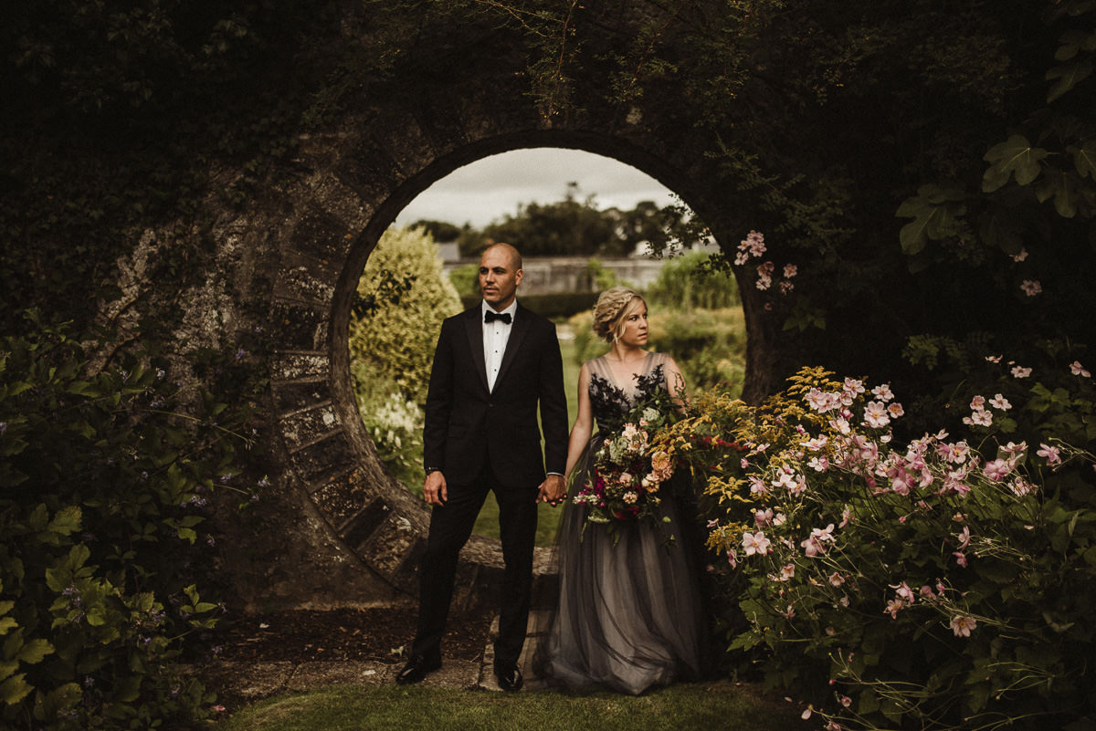 mount juliet estate kilkenny ireland wedding alternative rustic vintage beautiful original outdoor ceremony wedding 043