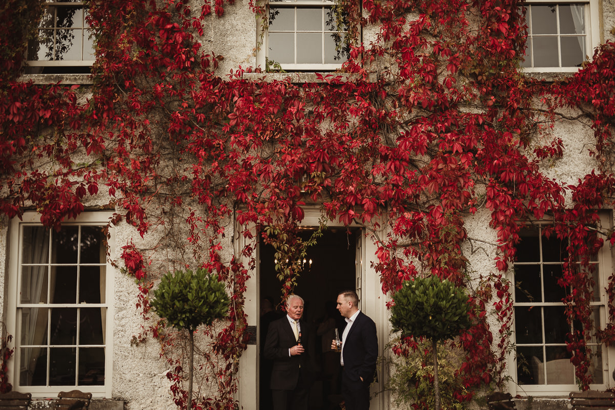 cloughjordan house wedding relaxed autumn wedding in ireland 072