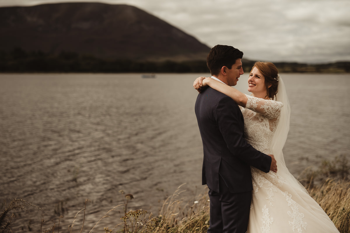 marquee wedding at home in ireland alternative wedding photographer 070