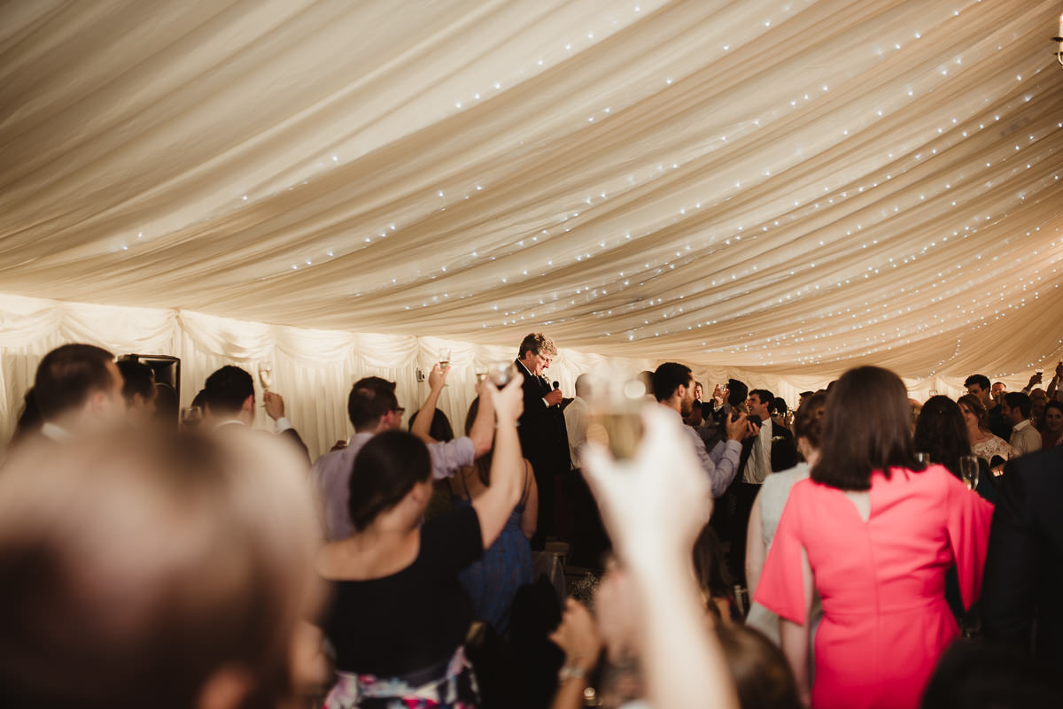 marquee wedding at home in ireland alternative wedding photographer 106