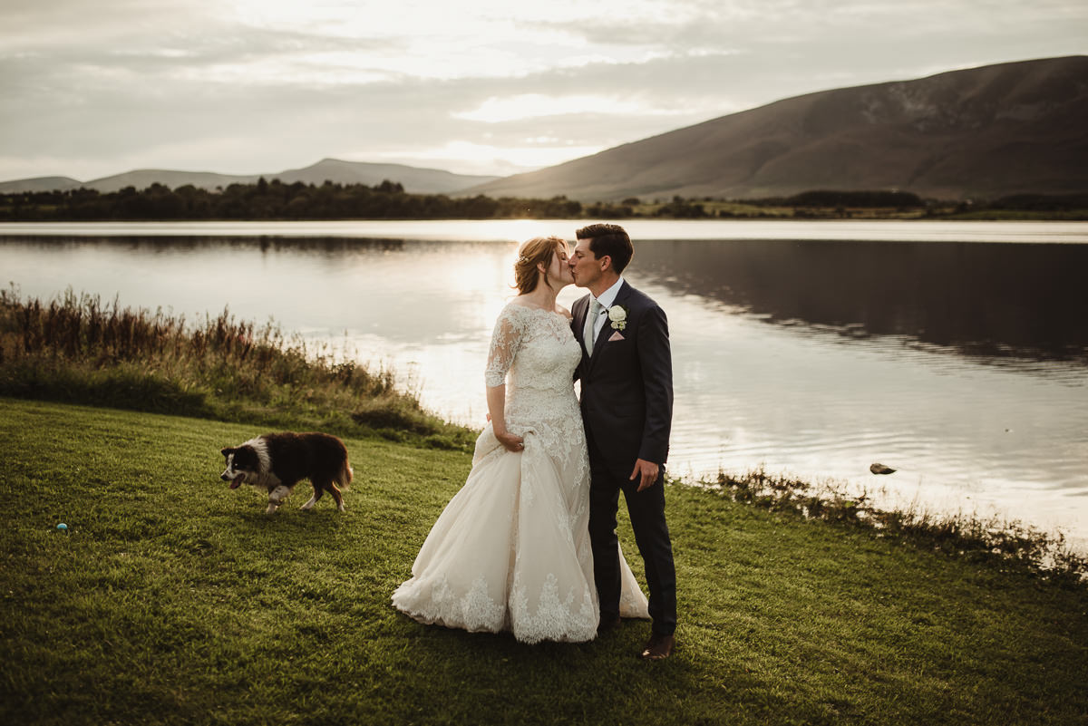 marquee wedding at home in ireland alternative wedding photographer 117