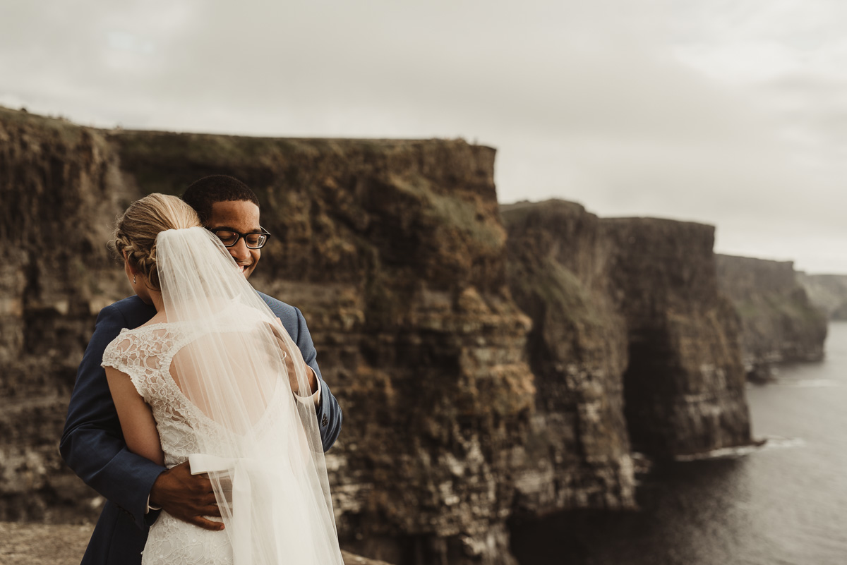 cliffs of moher elopement 011