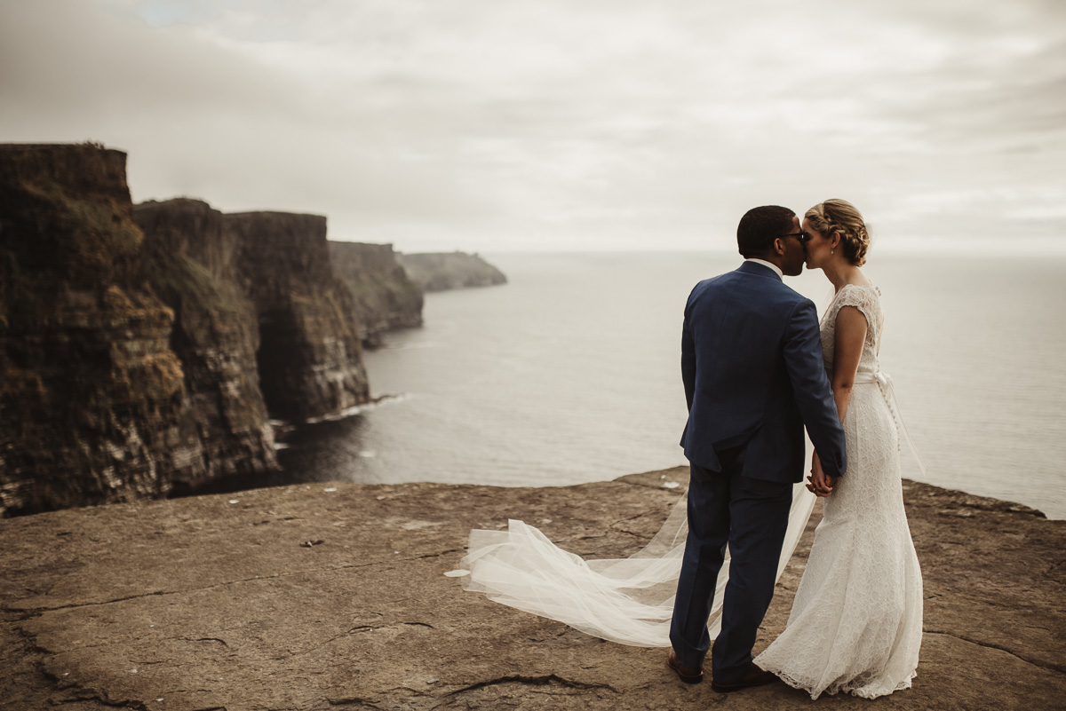 cliffs of moher elopement 012