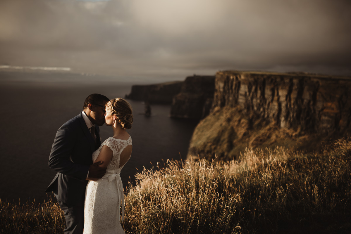 cliffs of moher elopement 024