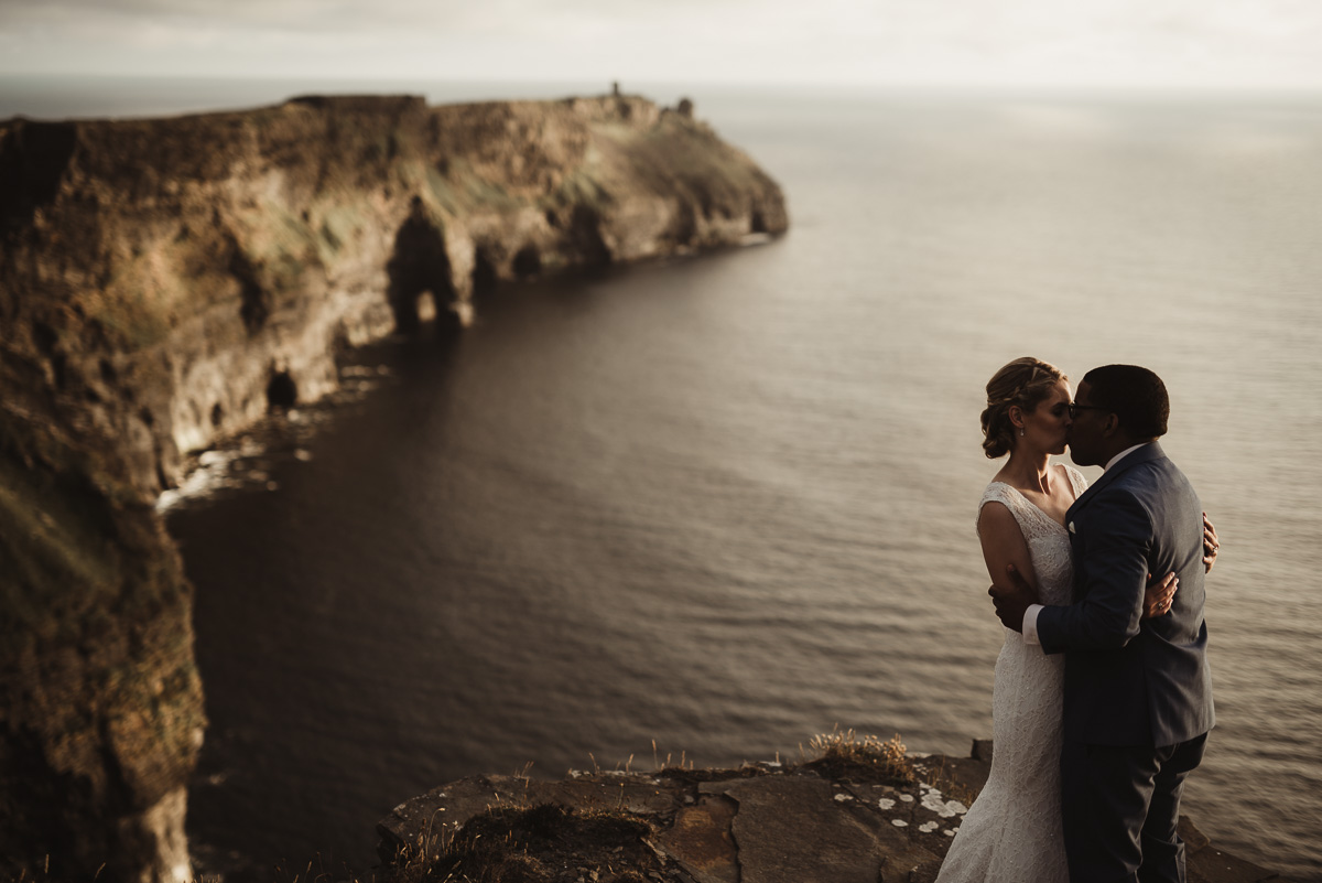 cliffs of moher elopement 026