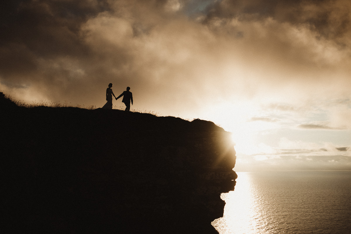 cliffs of moher elopement 029