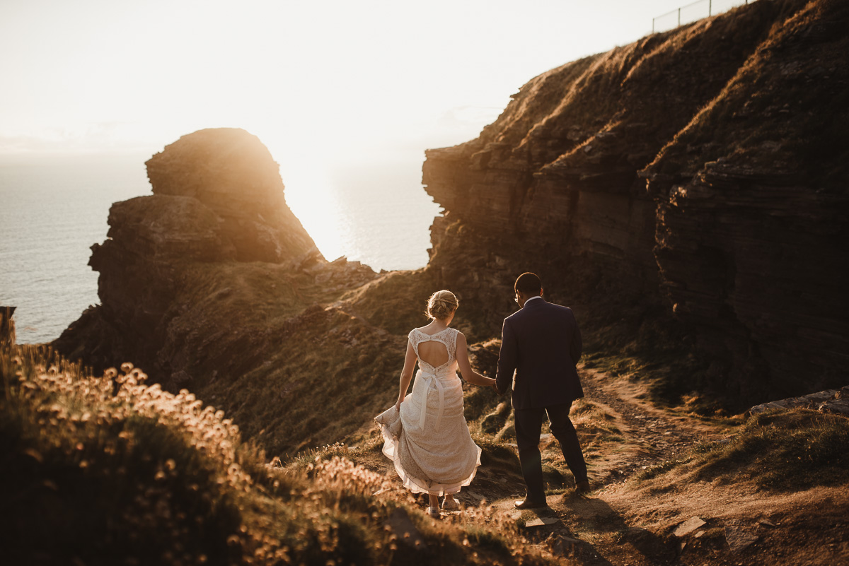 cliffs of moher elopement 031